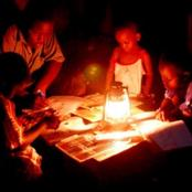 National power outage. Is Dumsor back? Ghanaians want to know.