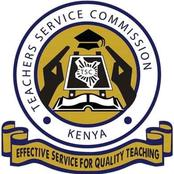 Good News To Teachers As TSC Announces The Following