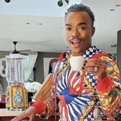 WARNING! Never mess with Somizi