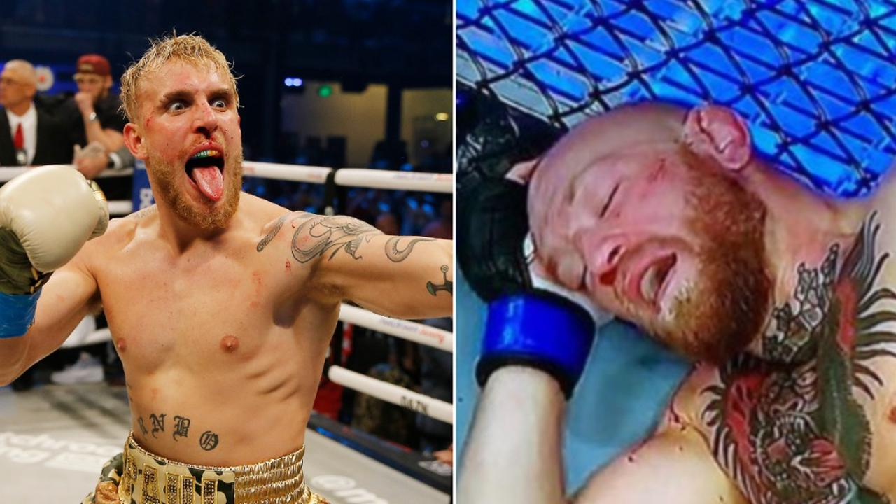 Jake Paul Mocks Conor McGregor After His Knock Out Loss At UFC 257