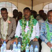 Moses Wetangula and Chris Wamalwa forced to run for safety for attacking Ruto allied MPs