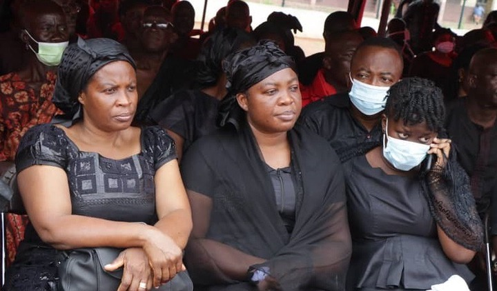 9bc50f75415dde11593ae8077e30a068?quality=uhq&resize=720 - Exclusive & Rare Photos; Mourners Soaked In Tears As Hon Ekow Quansah Is Being Laid To Rest