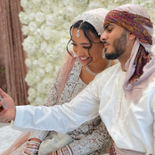 This Muslim Couple Got Married At Age 20. Check Out Photos Of Them