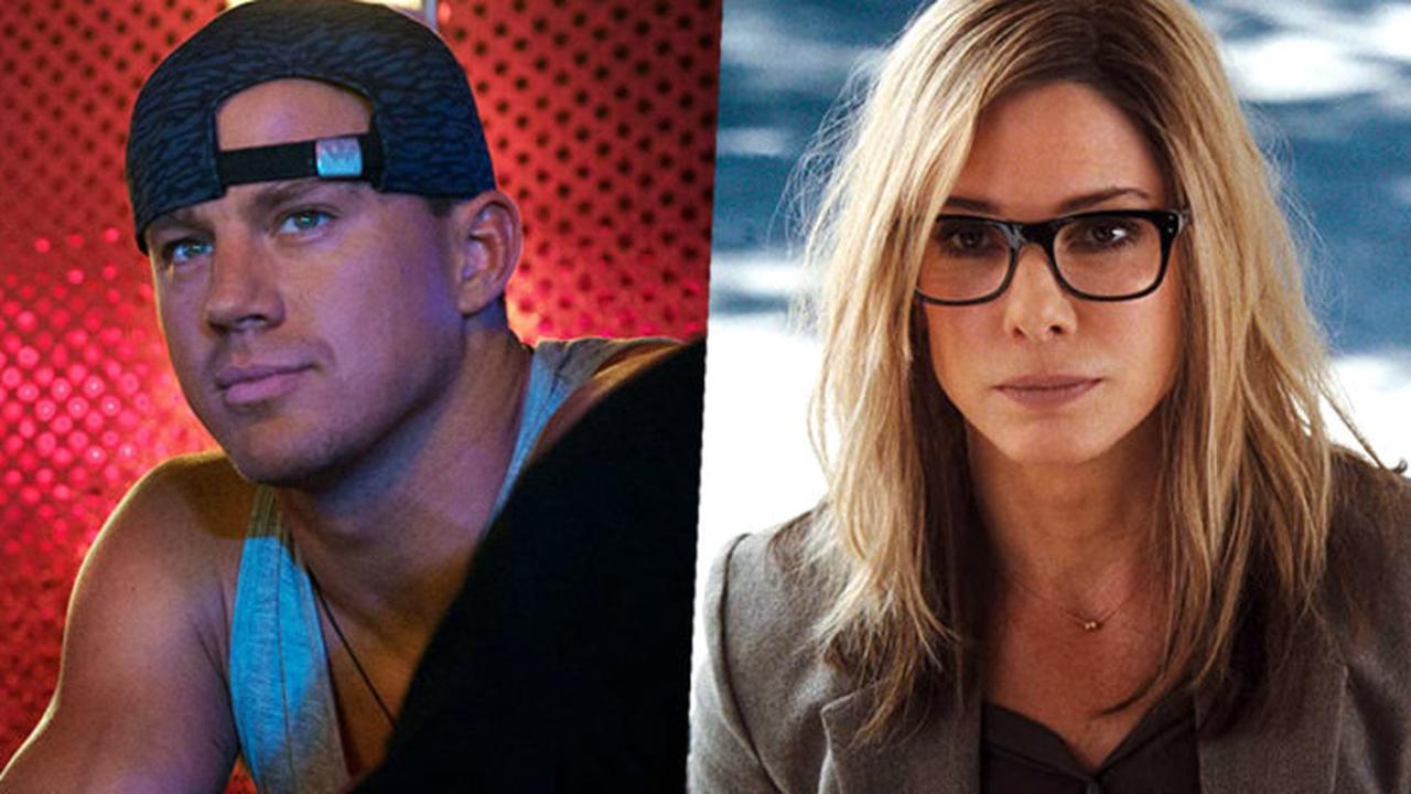 Channing Tatum Replaces Ryan Reynolds Opposite Sandra Bullock In 'The Lost City Of D'