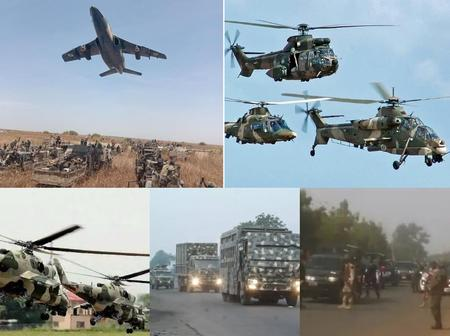 Army releases the pictures of 12 soldiers killed in Benue State