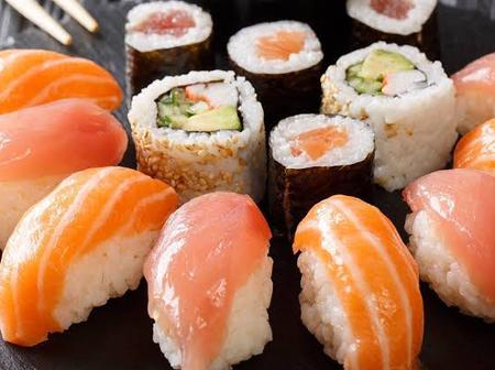 See this South African food, Sushi you should try out.