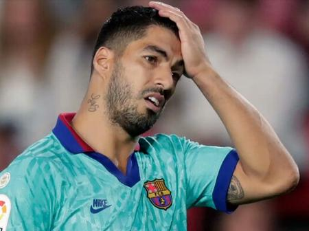 I would not yell or go crazy- Luis Suarez reveals what he would do if he scored against Barcelona