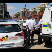 Criminals are trying to be above the law in south Africa is it because politics have more power