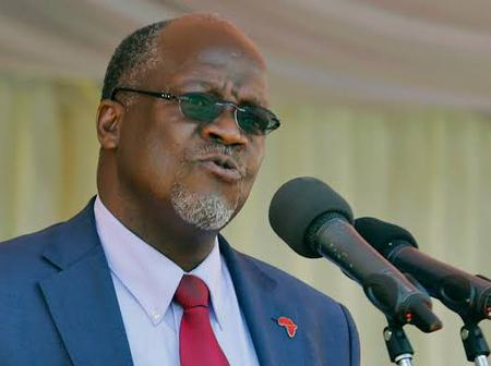 Quick Facts About Magufuli You Didn't Know About