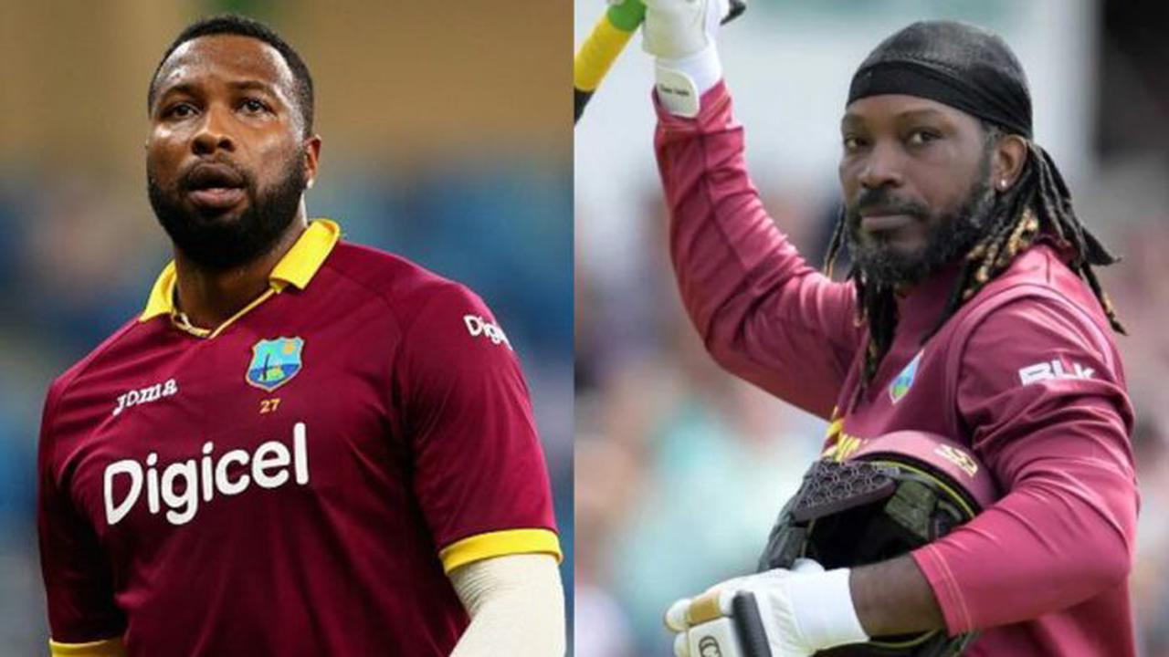 Chris Gayle and Kieron Pollard Among West Indies Players on ICC Teams-of-Decade