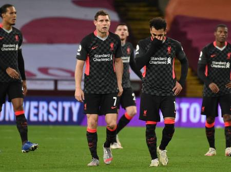 After Liverpool lost to 7-2 against Aston Villa ? See Their next 10 matches (photos)