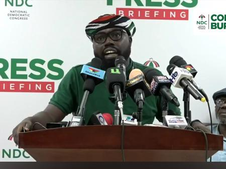 EC Distributing Defective Pink Sheets; Possible Attempt To Rig Elections Spotted- NDC Alleges