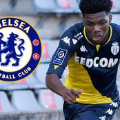 Chelsea eye young AS Monaco midfielder