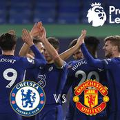 EPL: Chelsea vs Man United Preview, Team News, Expected Lineup, Form and Prediction