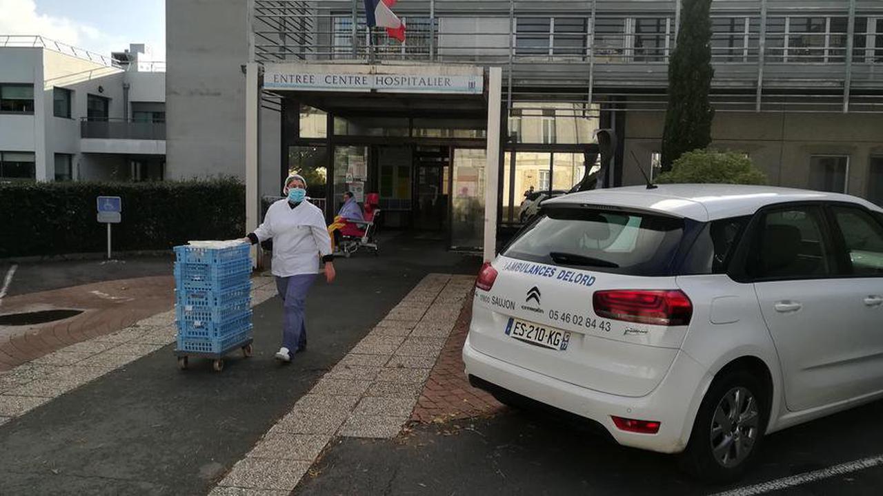 Covid-19: suspension des visites des familles et des proches à l'hôpital de Royan