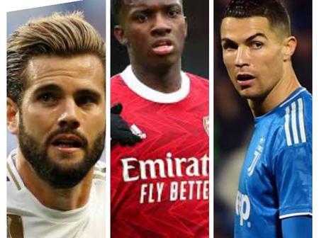 Transfer News Update On Nacho, Ronaldo and Nketiah