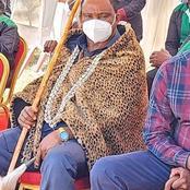 Speaker Justin Muturi Installed as Mt Kenya Spokesman By Njuri-Ncheke Elders
