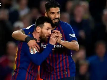 """""""I think they wanted to remove me from Messi's side- Suarez on why he was Forced out of Barca"""
