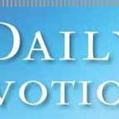 Daily Devotional - Wednesday, January 20th, 2021