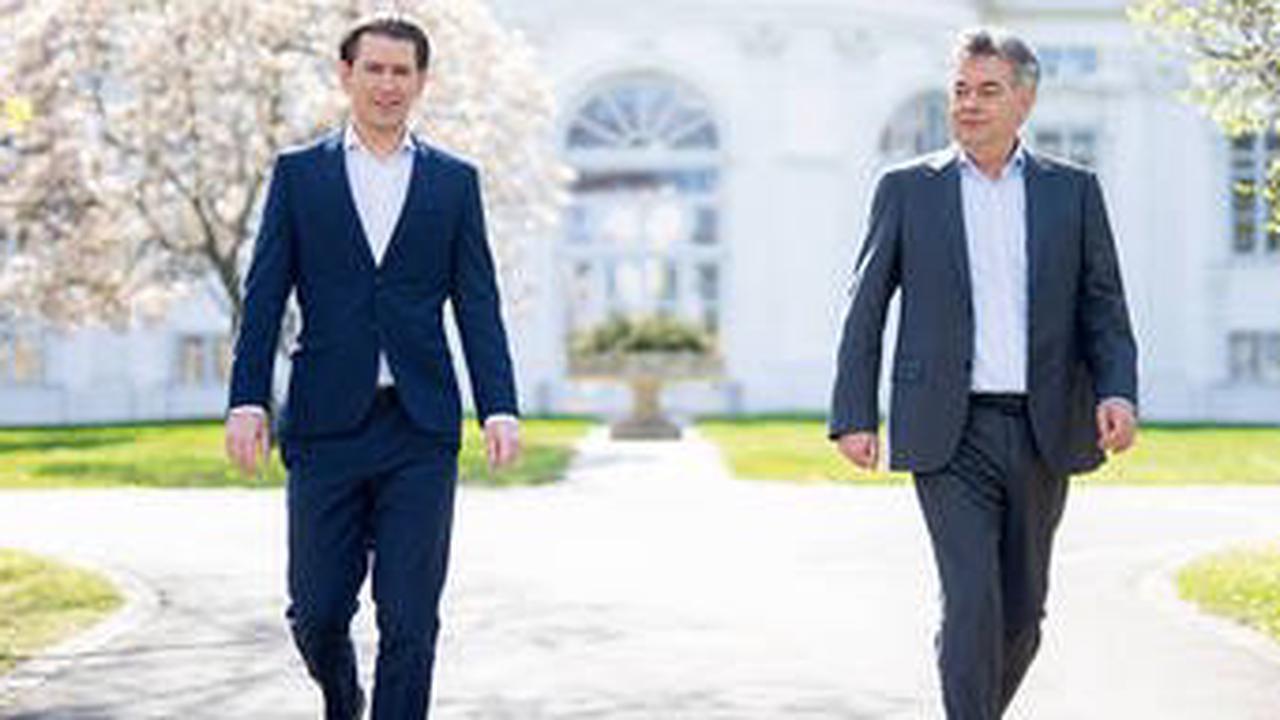 Koalition: Sommer-Gipfel in Reichenau