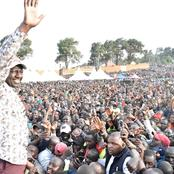 Your Wheelbarrows Won't Help And Stop Insulting Raila, Dp Ruto Told