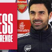 Arteta Delivers Injury Update On Aubameyang, Odegaard, Smith As He Misses on Luiz And Kieran Tierney