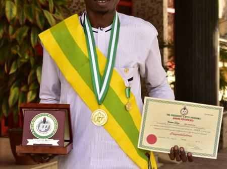 Fedpoffa Graduate Bags Presidential Honours, Automatic Employment