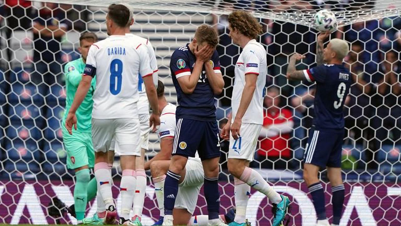 Euro 2020 hits and misses: Have Scotland blown their chance?
