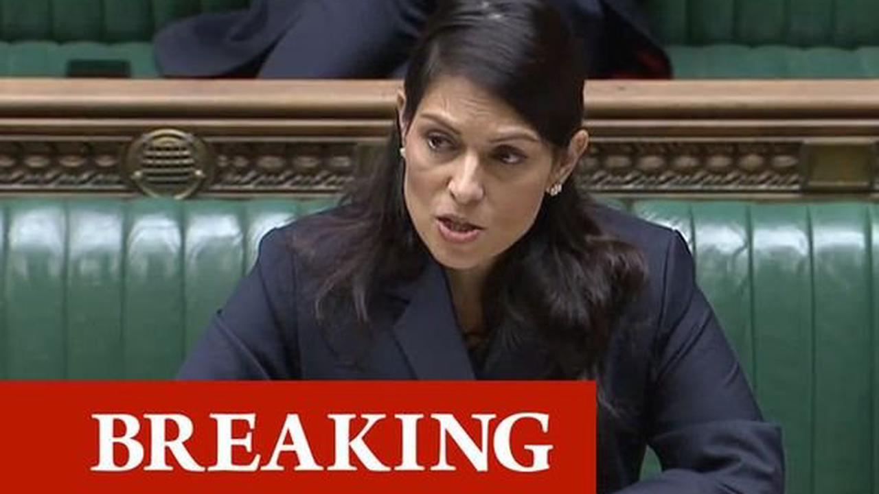 'Will not let this go!' Priti Patel in furious rant at Putin after third Russian spy found