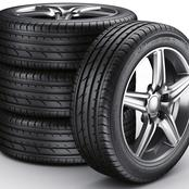The Reasons Why Car Tyres Are Black And Not Any Other Color Yet The First Invented Tyres Were White?