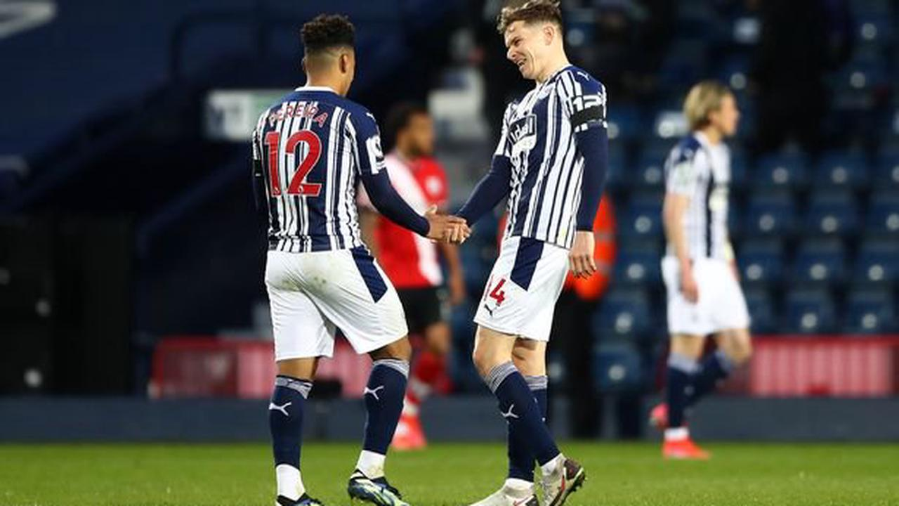 West Brom player ratings as AMN & Albion hammer Southampton