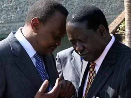 Revealed: Why Uhuru Warned Raila Against Announcing His 2022 Plans When They Met on Wednesday Night