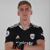 Runar Alex Runarsson has Sealed a Four-Year Deal with the North London side
