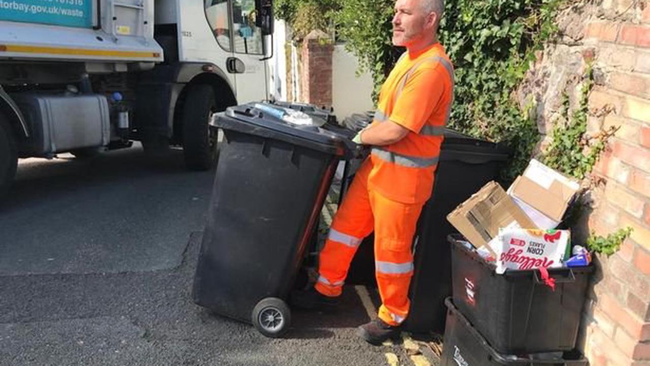 Bin collectors becoming dustcart drivers