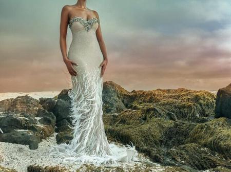 Shudufhadzo Musida's mermaid look breaks the internet