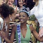 Moments Agbani Darego Was Crowned Miss World In 2001 [See Throwback Photos]