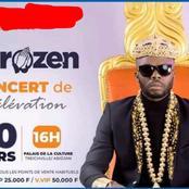 Concert de Kerozen DJ : déjà le coût du ticket et le nombre de sponsors suscitent des réactions