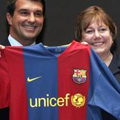Barca presidential candidate vows to return the Clubs famous UNICEF LOGO, if he wins the Election