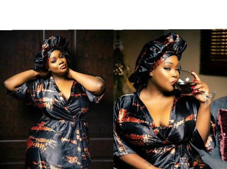 Media Personality Toolz Shares Beautiful and Stylish Photos to Celebrate Valentine's Day