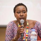 Photos: Meet Uhuru's Younger Blood Sister-Anna Nyokabi Muthama Kenyatta