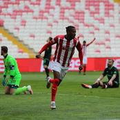 Super Eagles star came from the bench to score and inspire his team to a 3-1 away league victory