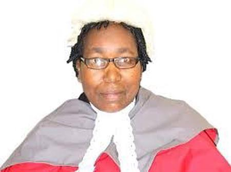 Zimbabwean Judge Erica Was Suspended By Chief Justice Malaba For Having Outstanding Judgements