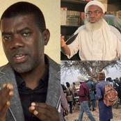 Reno Omokri Calls Out Sheikh Gumi After Bandits Abducted 70 Mothers And Their Babies In Zamfara