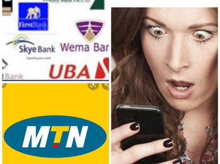 The Reason MTN Subscribers Couldn't Use USSD Codes To Buy Airtime From Their Bank Accounts Today