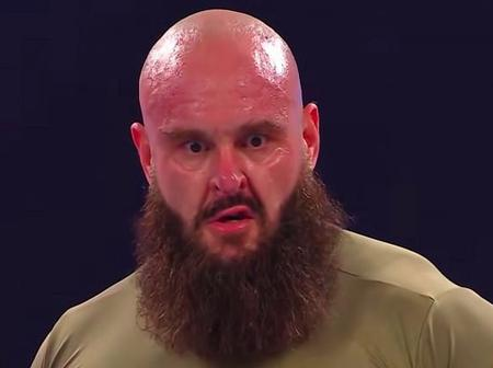 YOU SUCK - Braun Strowman Insults WWE Official After Embarrassing Loss On RAW