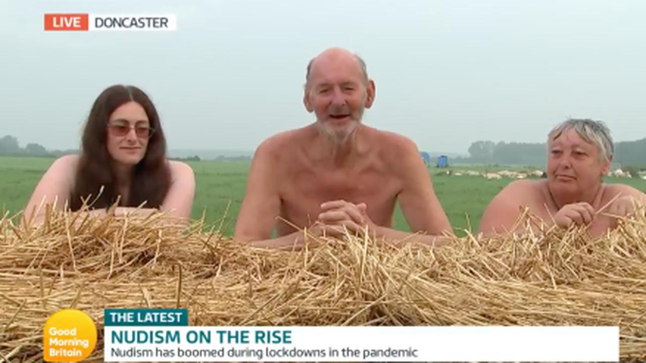 Family nudist Nudist convention
