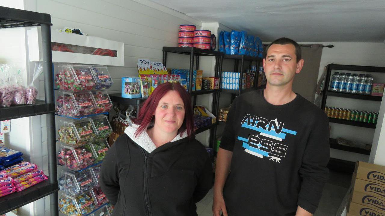 Londinières : après leur déboire, Stéphanie et Grégory viennent d'ouvrir leur épicerie dans un vrai local