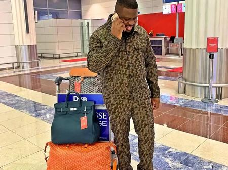 Today Is One Of The Most Important Days In Hushpuppi's Life As He Turns A Year Older