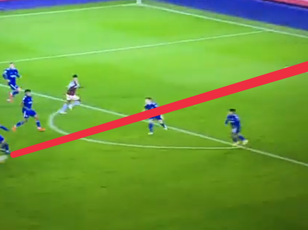 Fans React After Barkley Scored This World Class Goal for Aston Villa