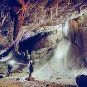 حكاية «كهف سنهور» الذي اختبأ فيه «السادات».. الأروع في العالم وعمره 40 مليون سنة.. صور